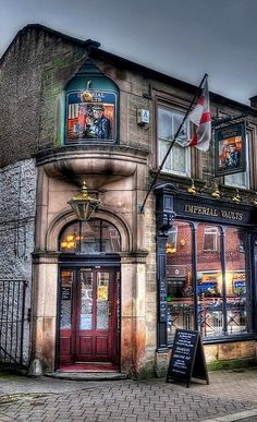 Belper, England.Best of the British Isles.