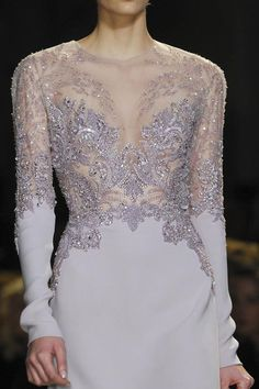 Elie Saab Haute Couture 2013.