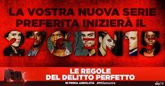 #LeRegoleDelDelittoPerfetto -39 Giorni premiere #FOX Italia. #Passaparola #HTGAWM #HowToGetAwayWithMurder