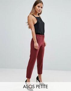 Женские брюки | Чиносы и укороченные брюки | ASOS