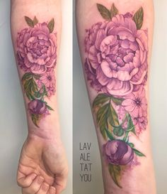 Lavale is a professional tattoo artist based in UK. Specializes in Avant Garde tattoos: watercolour, painted effect, illustration style, dotwork and much more. Watercolour, Watercolor Tattoo, Peonies Tattoo, Professional Tattoo, Paint Effects, Cherry Blossom, Tattoo Artists, Thigh, Tattoos