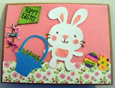 Bunny, basket, eggs from CAC 2. Kite from CAC 1