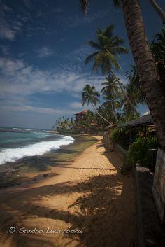 Hikkaduwa beach | by Sandro_Lacarbona