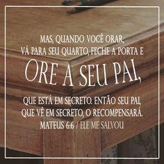 #Relacionamento com Deus ♥