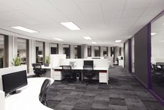 Office Cluster 0442  700x473 The New Offices Of In Zone Brands