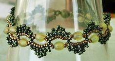 Linda's Crafty Inspirations: Birthday Bracelet #6 - Dime Store Bracelet