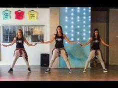 Light it up - Major Lazer - Easy Dance Fitness Choreography Zumba - YouTube