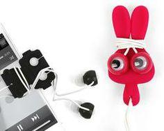 Bunny Buddy Ear Buds