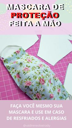 Sewing Hacks, Sewing Tutorials, Sewing Projects, Sewing Tips, Easy Face Masks, Diy Face Mask, Pocket Pattern, Diy Mask, Fashion Face Mask