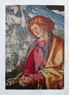 Albrecht Dürer HEILIGE JOHANNES UND HEILIGE FAMILIE * 2 Reproduktionen Kunstdrucke