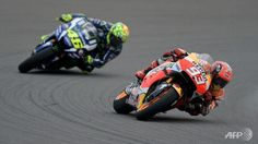 Welcome to Sport Theatre: Marquez spoils Rossi anniversary party in Argentin...