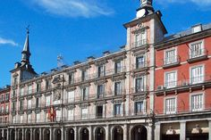 Madrid - Plaza Mayor by WVJazzman, via Flickr