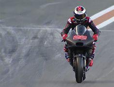 """MotoGP - Jorge Lorenzo: """"Temos muito trabalho pela frente"""""""