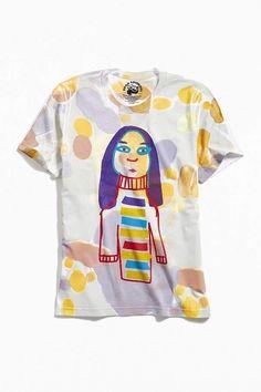 9c29bc6fb0cf Urban Outfitters Girlfriend Doodle Tee Mens Tops, T Shirt, Sports, Fashion,  Urban