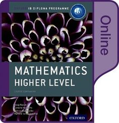 Uniquely developed with the IB curriculum team, this online course book will ensure your students achieve their best. Blending mathematical applications with crucial practice and inquiry, it fully integrates the IB approach to learning. ISBN: 9780198355083