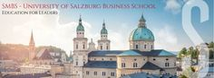 Home - SMBS - University of Salzburg Business School Salzburg, Business School, Taj Mahal, Education, Building, Travel, To Study, Further Education, Viajes