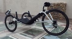 Utah Trikes Custom Catrike Expedition X.0 #recumbent #trike
