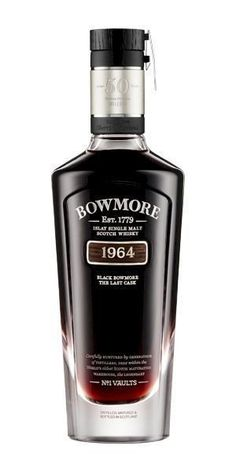 Distilled and matured with expertise honed through many generations, each Bowmore Single Malt Scotch Whisky is a hidden gem awaiting discovery. Tequila, Vodka, Bourbon, Cigars And Whiskey, Scotch Whiskey, Irish Whiskey, Alcohol Bottles, Liquor Bottles, Strong Drinks