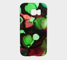 Contemplation, Watermelon - Phone Case, Galaxy S6 Edge