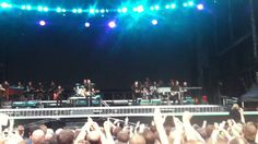 Bruce Springsteen - Land of hope and dreams Hannover 28-05-2013