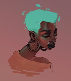 Terence Maluleke combines the world of comics with street style swag to create some of the coolest contemporary character illustrations around.