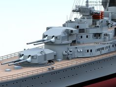 German heavy cruiser Prinz Eugen