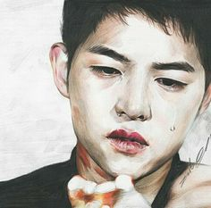 Song Joong Ki Fanart