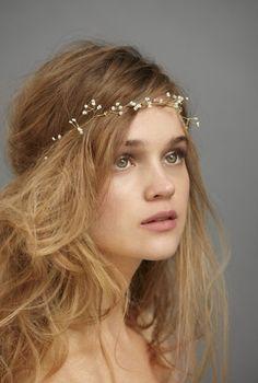 Idées coiffures pour mariée bohème