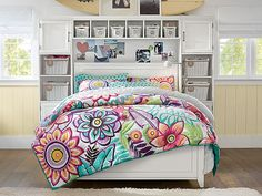 I love the PBteen Hampton Keala Bedroom on pbteen.com