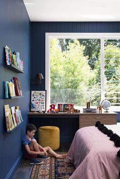 Paddy's smart and quirky bedroom - Cedar & Suede Quirky Bedroom, Quirky Home Decor, Bedroom Inspo, Bedroom Ideas, Konmari Method, Best Interior Design, Beautiful Space, Design Firms, Decoration