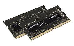 Kingston Technology HyperX Impact 8GB Kit (2 x 4GB) 2133MHz DDR4 Laptop Memory HX421S13IBK2/8 Kingston Technology http://www.amazon.com/dp/B014R8JT66/ref=cm_sw_r_pi_dp_ZoX4wb15C778S