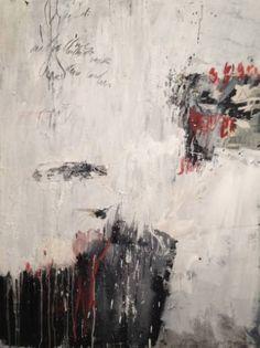 "Saatchi Art Artist Naomi Middelmann; Painting, ""barely there"" #art"