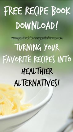 Free download! 32 pages of recipes that include 21 day fix portions