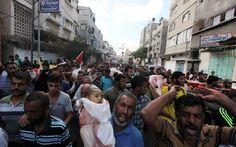 استشهاد رضيعة متأثرة بجراحها في الوسطى - الاتحاد العام لنقابات عمال فلسطين - غزة