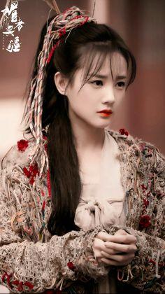 Cute Girl Pic, Cute Girls, Asian Woman, Asian Girl, Chinese Actress, Chinese Culture, Drama Movies, Fantasy Girl, Fantasy Characters