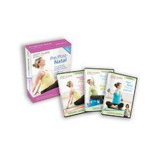 STOTT PILATES Pre / Post-Natal Pilates DVD Set Information