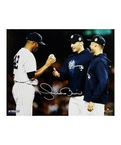 Look what I found on #zulily! New York Yankees Mariano Rivera Autographed Photo #zulilyfinds