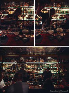Union Bar Speak Easy - Scandi Six Copenhagen Hidden Hangouts x The Travelling Light   Scandinavia Standard