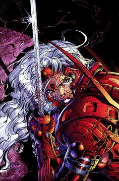 Zealot - Wildstorm - Image Comics - Wildcats