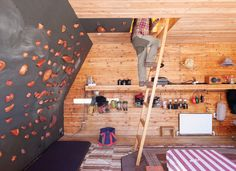 Climbing Wall Ideas