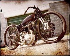 Nice Harley, not something I say everyday