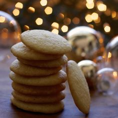 12 days of cookies (and their recipes), via the Tasting Table