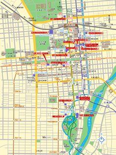 Denver Map Tourist Attractions httptravelsfinderscomdenver