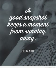 A good snapshot keeps a moment from running away