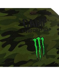 46 Monster Camp Camouflage T-Shirt Camouflage T Shirts