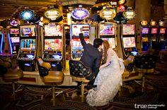 Las Vegas Wedding at Caesar's Palace / follow @True Photography Weddings