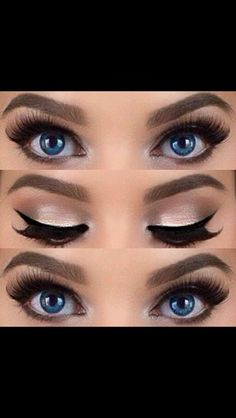 Such a soft feminine look. Final product looks effortless and doll like, but it for sure takes lots of practice.