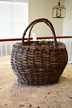 Primitive Basket.