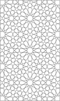 Alhambra coloring pages ~ Pin by Melissa Dominik Jones on coloring | Color, Coloring ...