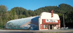 Rio Theater, Monte Rio CA.  One of my first jobs: candy girl.
